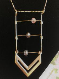 Ladder pendant